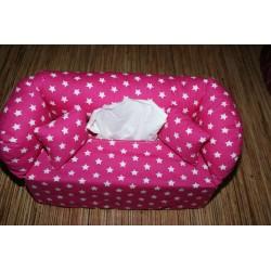 Taschentuchsofa pink mit...