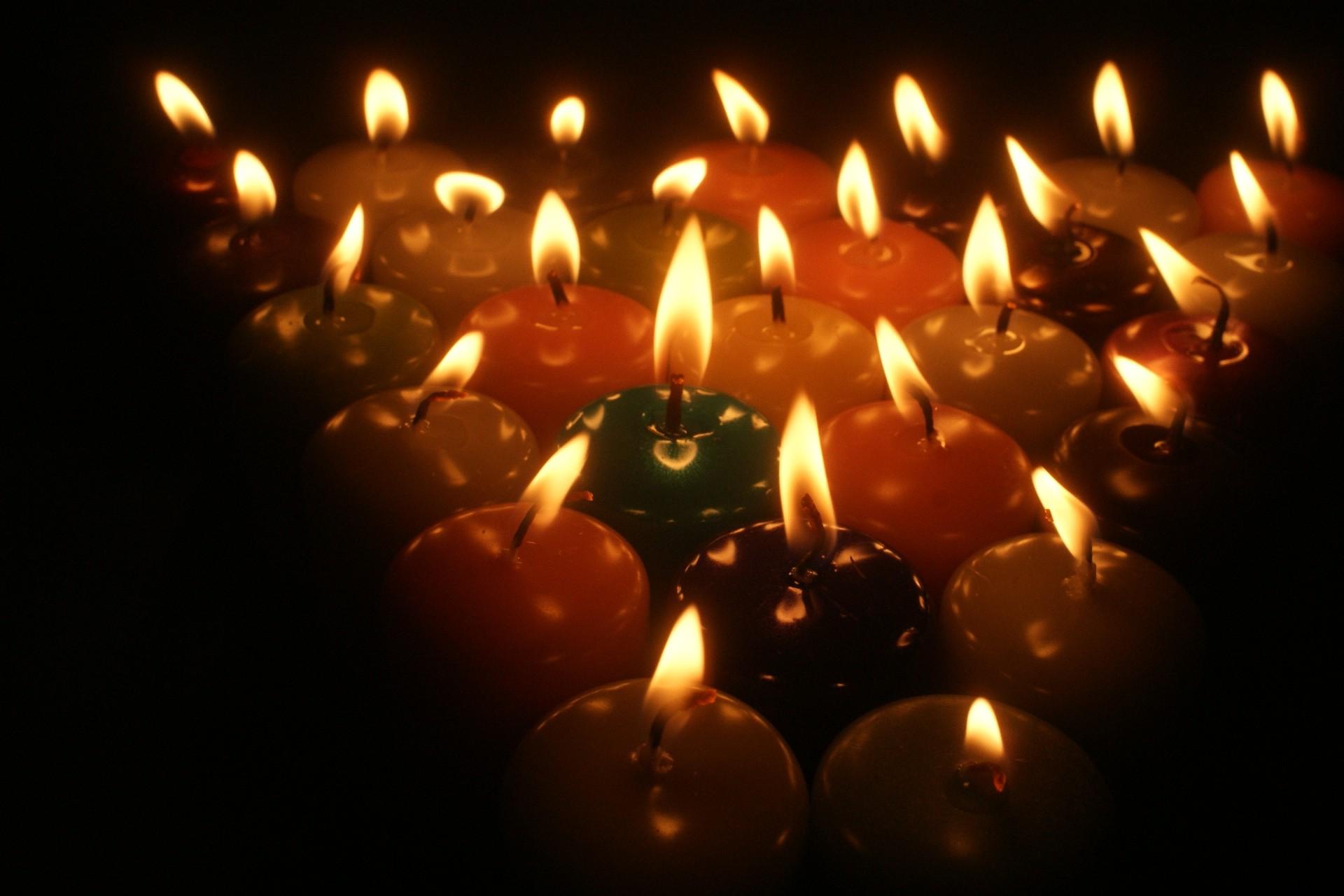 Kerzen und mehr
